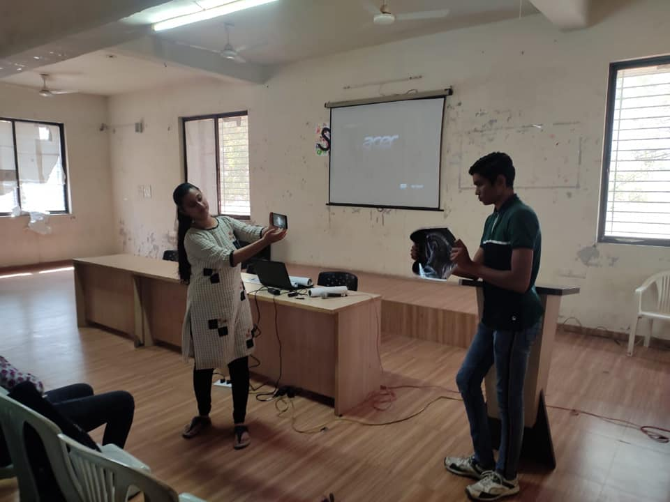 SEMINAR ON IOT-AR-VR-MACHINE_LEARNING