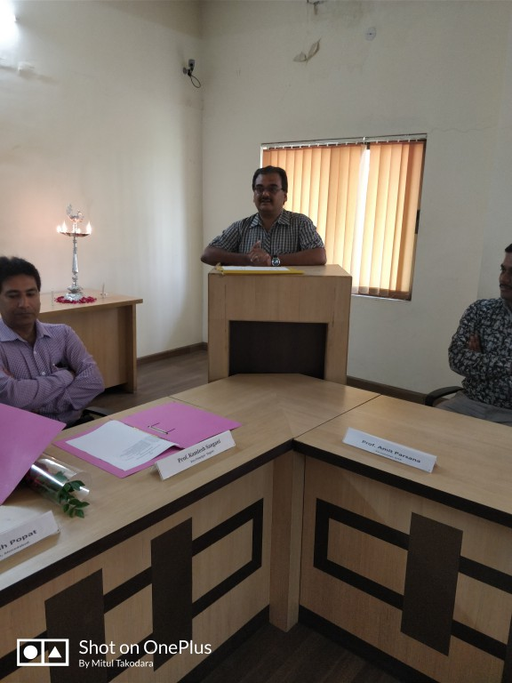 STTP on Energy Conservation, Efficiency and Management